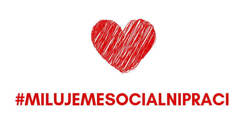 Facebooková skupina #milujemesocialnipraci